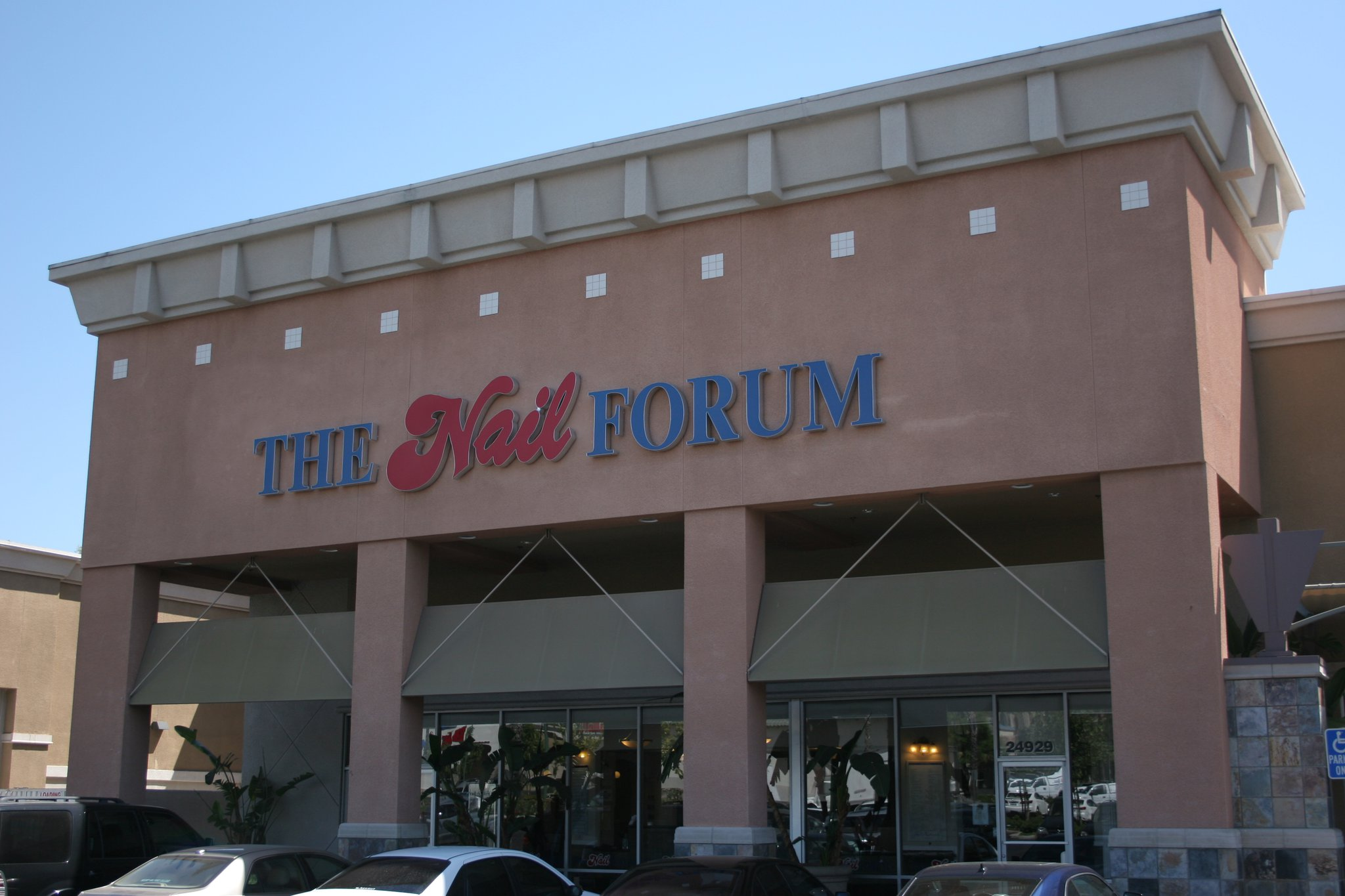 THE NAIL FORUM
