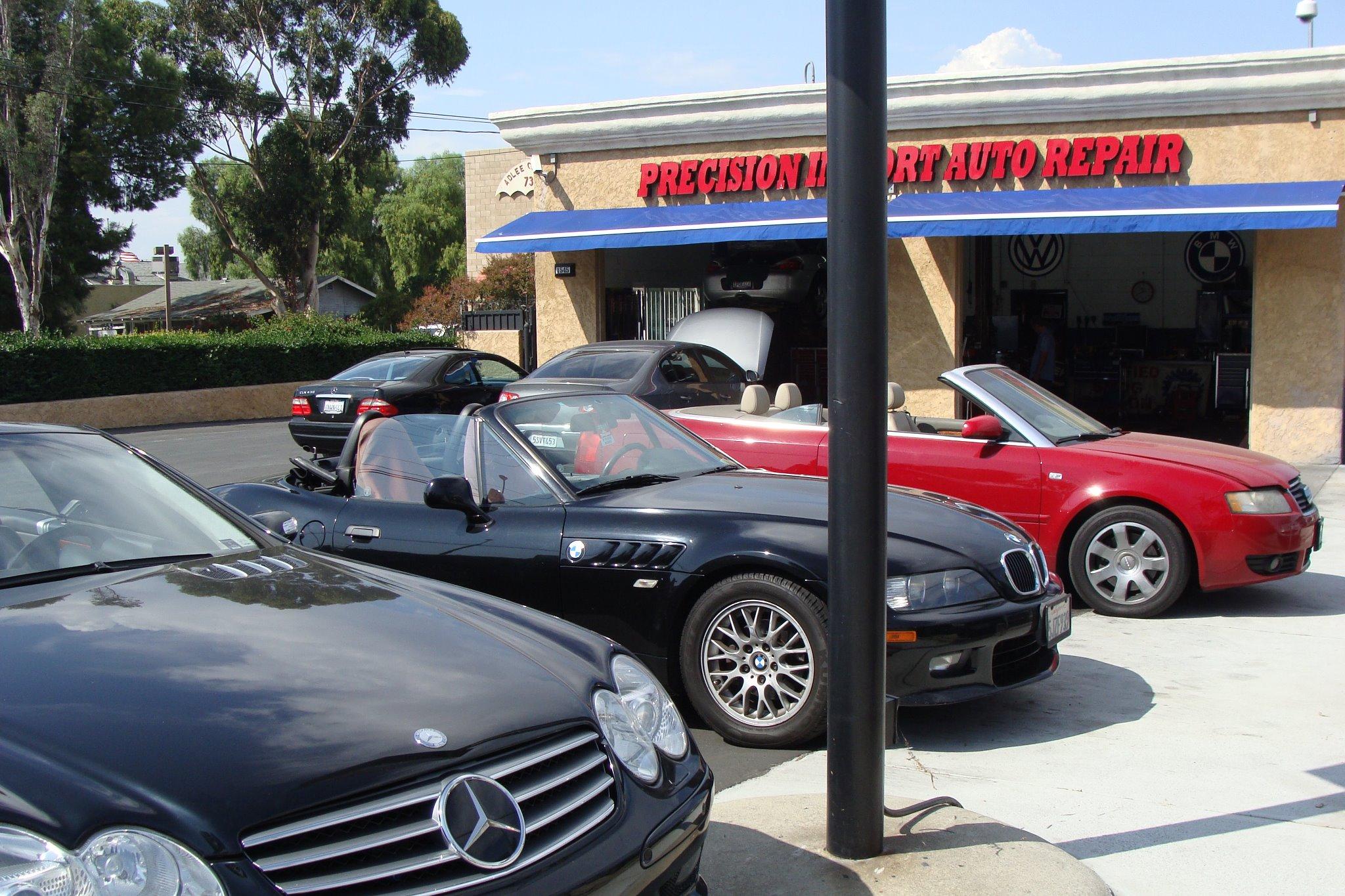 Precision Imports Auto Repairs