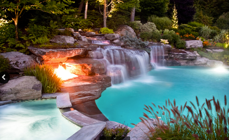Creative Pools And Landscape