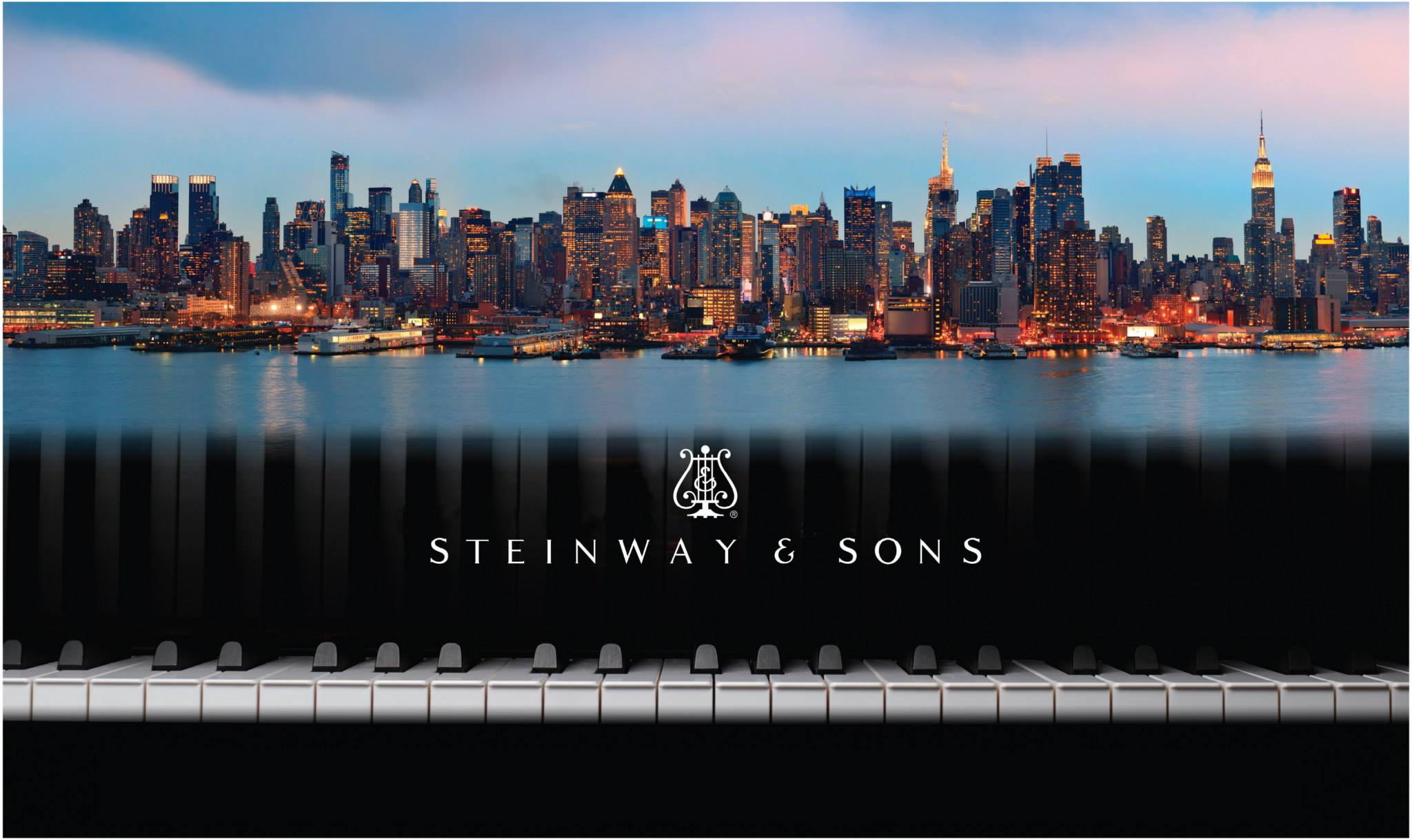 steinway son Heinrich engelhardt steinweg, a cabinetmaker and piano maker from seesen, germany, emigrated with his family to the united states in 1850, and established steinway & sons in 1853.