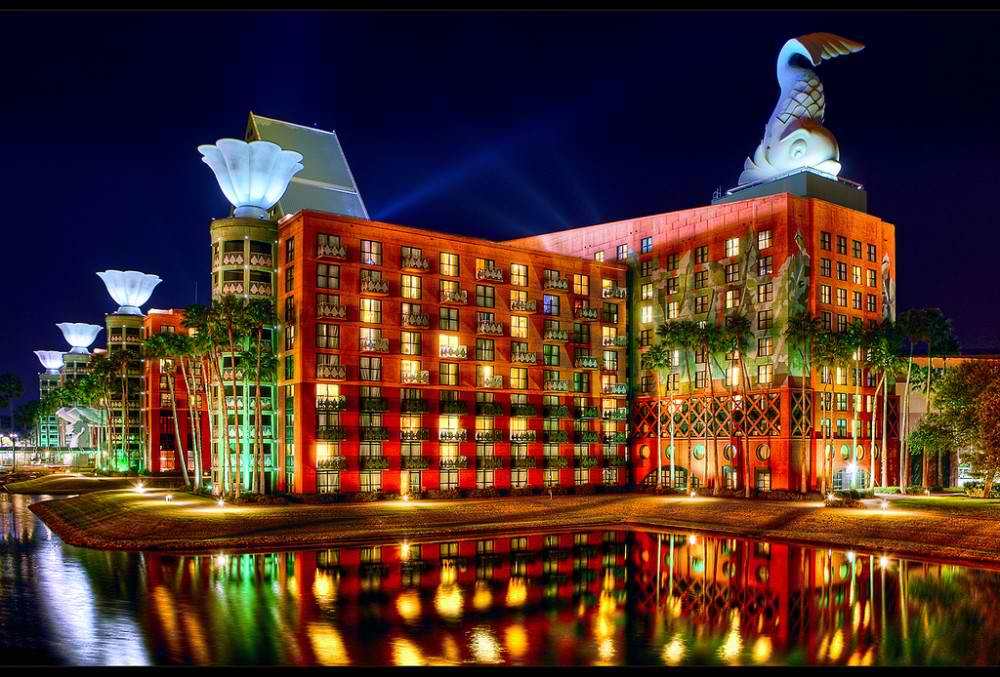WALT DISNEY WORLD RESORT AND HOTEL
